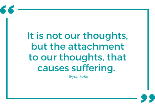 I give up quote on thoughts